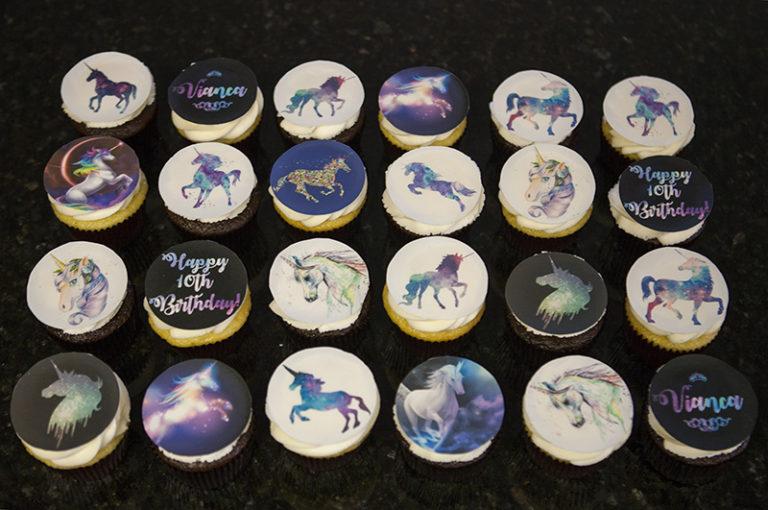 Cupcakes Unicorn (3)
