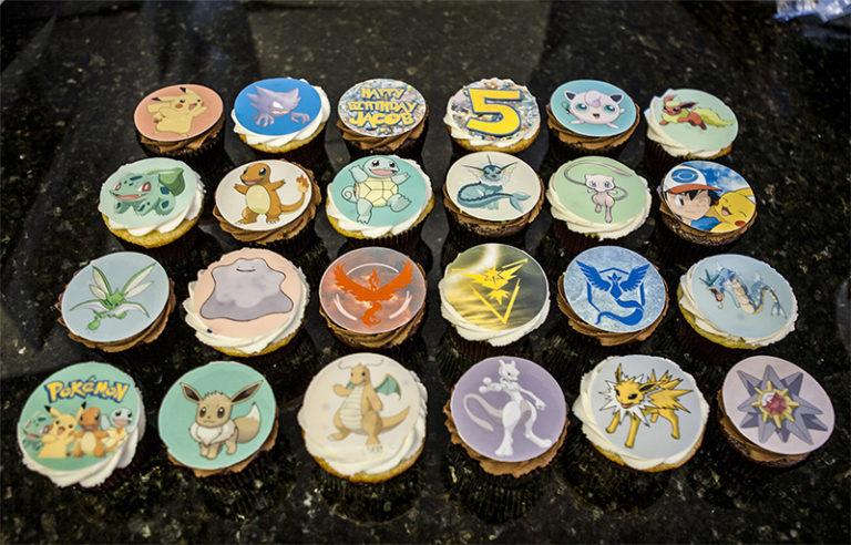 Cupcakes Pokemon (2)