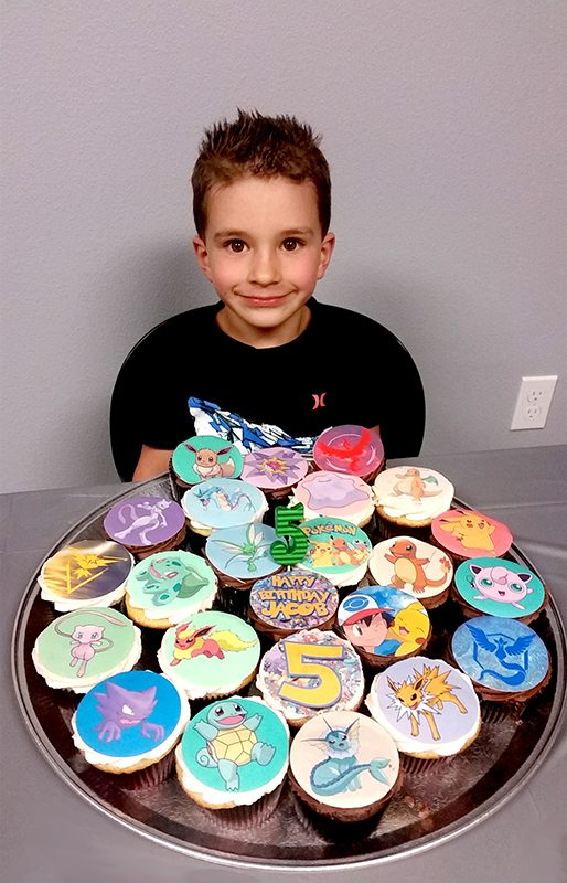 Cupcakes Pokemon (4)