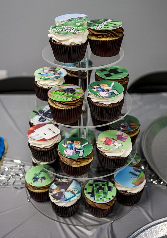 Cupcakes Minecraft (3)