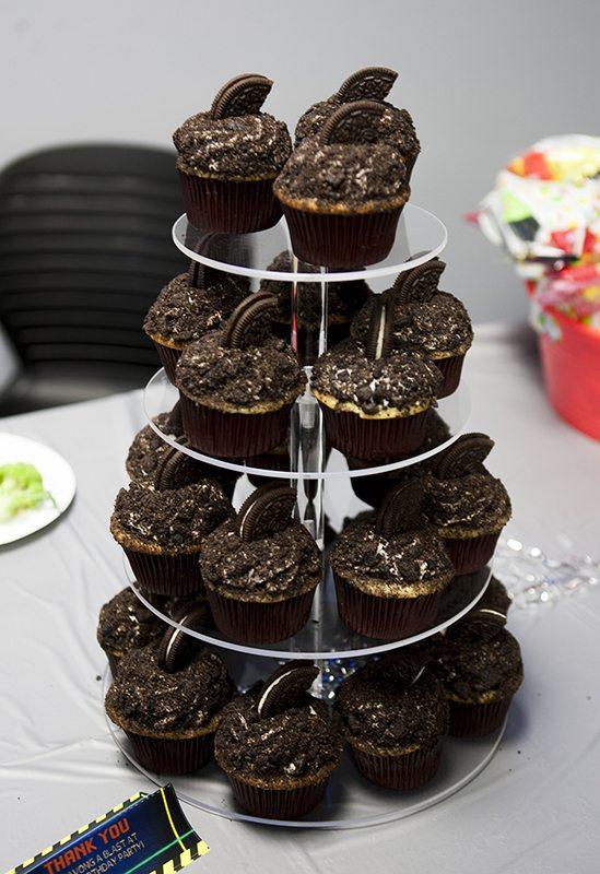 Cupcakes Oreos (3)