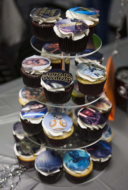 Cupcakes Star Wars (1)